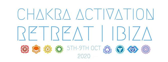 Chakra Activation Retreat in Ibiza